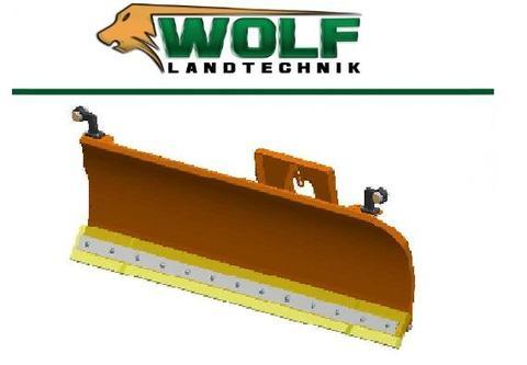 Wolf-Landtechnik GmbH Schneepflug SMART gerade | Räumschild | Schneesc