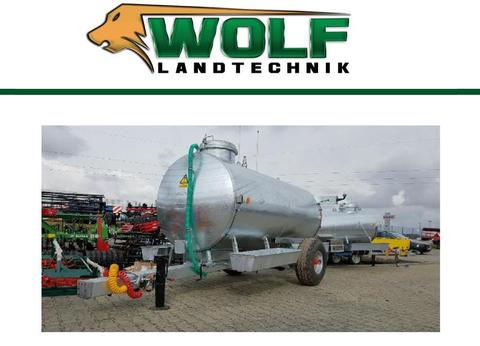 Wasserfasswagen WSW   3000L   Pomot  