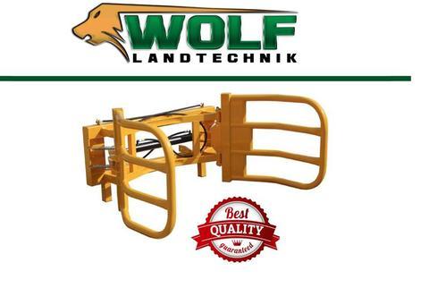 Wolf-Landtechnik GmbH Ballengreifer Classic | Ballenzange | BGC
