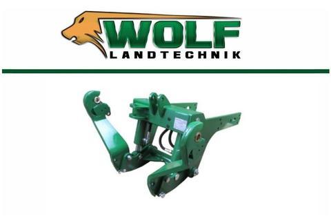 Wolf-Landtechnik GmbH Dreipunktaufhängung TUZ   Fronthubwerk   2,8 Ton