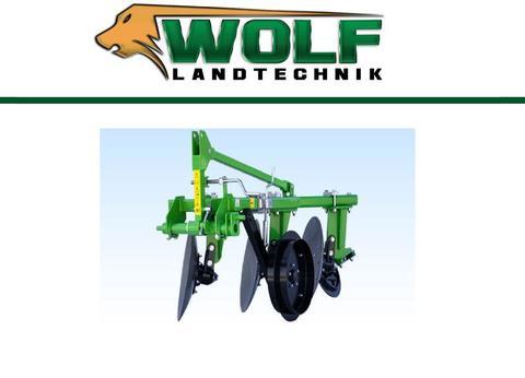 Wolf-Landtechnik GmbH Bomet Scheibenpflüge  U040/2