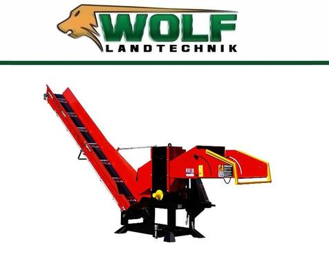 Sonstige Holzhacker mit Förderband R 150 Standard