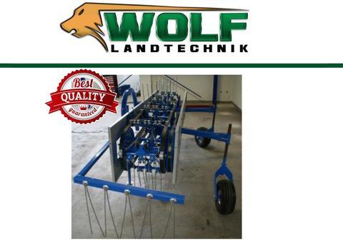 Wolf-Landtechnik GmbH Bandrechen-Bandheuer   Bandschwader   Bandwender