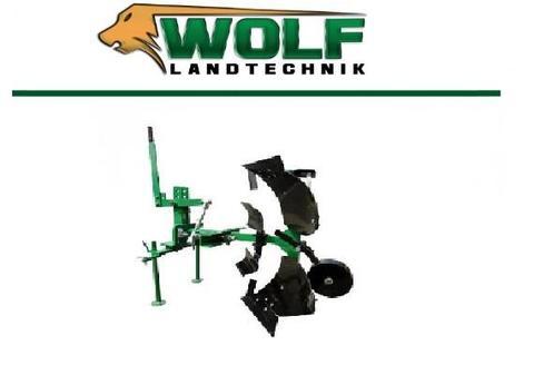 Wolf-Landtechnik GmbH Drehpflug MINI | 1-Schar | Wendepflug | Einschar