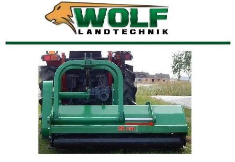 Wolf-Landtechnik GmbH Schlegelmulcher Front-Heck 170