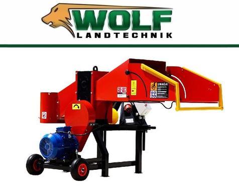 Sonstige Holzhacker RE 120 | 7,5kW Elektromotor | 6 Messe
