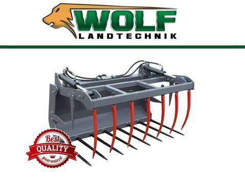 Wolf-Landtechnik GmbH Krokodilzange Classic   Sehr Robust   KZC14