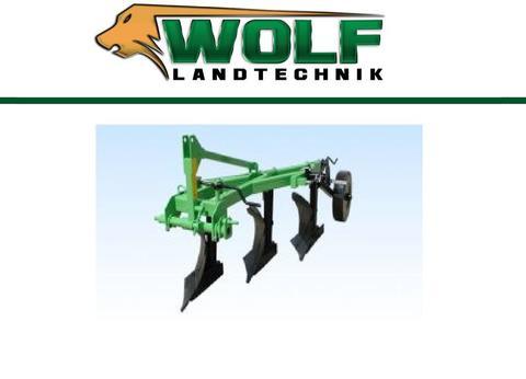 Wolf-Landtechnik GmbH Rahmenpflug U013/1