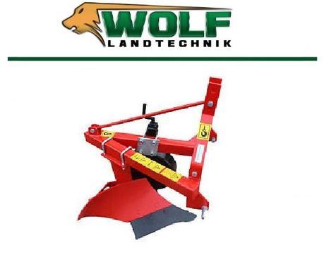 Wolf-Landtechnik GmbH 1 Schar Pflug | Beetpflug | verschiedene Größen