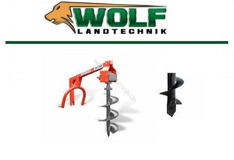 Wolf-Landtechnik GmbH Erdbohrer MK