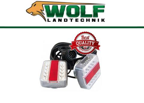 Wolf-Landtechnik GmbH LED Beleuchtung auf Magnet