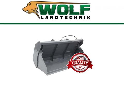 Wolf-Landtechnik GmbH Klappschaufel 4 in 1 1,40m   verschiedene Größen