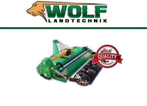Wolf-Landtechnik GmbH GEO-145 Bodenfräse