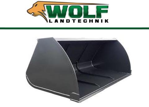 Wolf-Landtechnik GmbH Volumenschaufel MAXI | 1,60 m | VSM16 | verschie