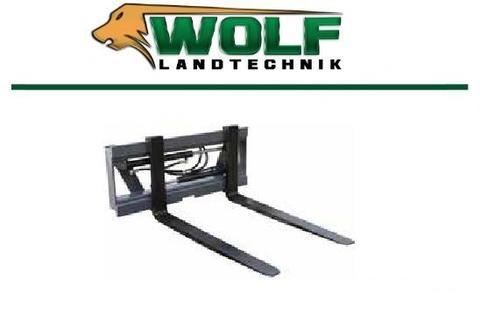 Wolf-Landtechnik GmbH Hydraulische Palettengabel PGH25
