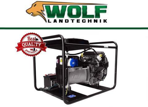Wolf-Landtechnik GmbH Notstromaggregat SMG-3M-K