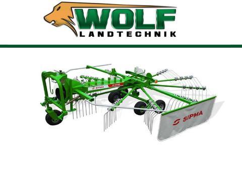 Wolf-Landtechnik GmbH SIPMA ZK 350 WIR