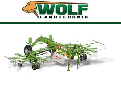 Wolf-Landtechnik GmbH SIPMA ZK 650 WIR