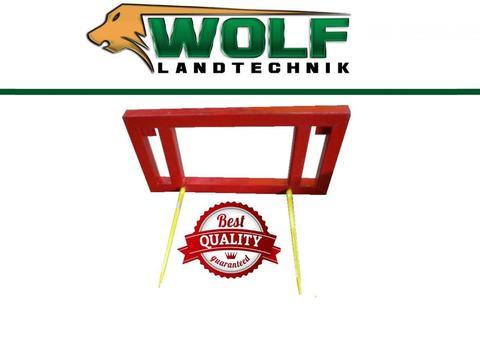 Wolf-Landtechnik GmbH Ballengabel   Ballenspieß   EURO-Aufnahme