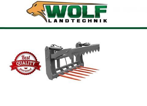 Wolf-Landtechnik GmbH Ballenschneider