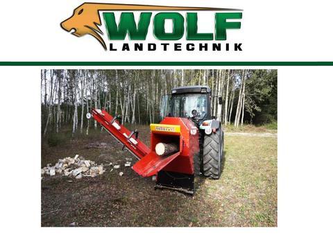 Remet CNC Wolf-Landtechnik GmbH WOOD PECKER RP 300 | Holzhacker