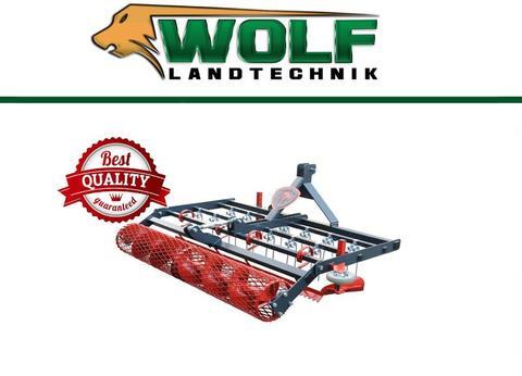 Wolf-Landtechnik GmbH Reitplatzplaner EQUUS Profi