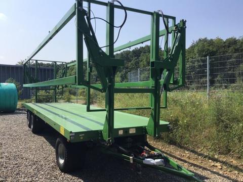 Pronar Pronar Ballentrans-Portwagen TO 26 M