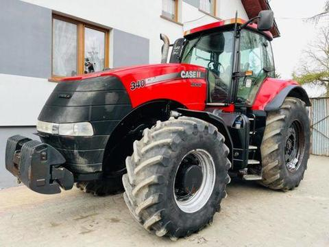 Case IH MAGNUM 340 AFS from GERMANY!