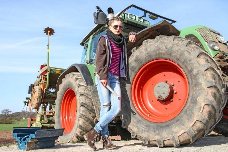Frauen landwirtschaft single