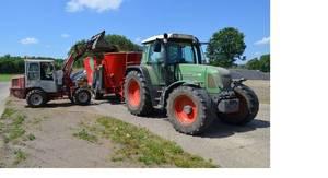 auf einem Bauernhof in den Niederlanden zu tragen.