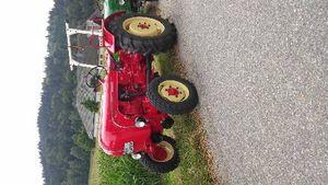 Mein kleiner roter Traktor............