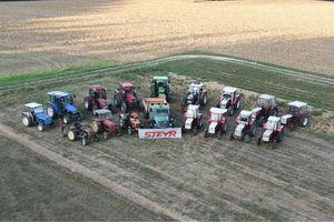 Traktorentreff der Hoflosen