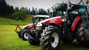 Steyr 975 & 968