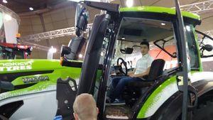 Der schnellste Traktor der Welt