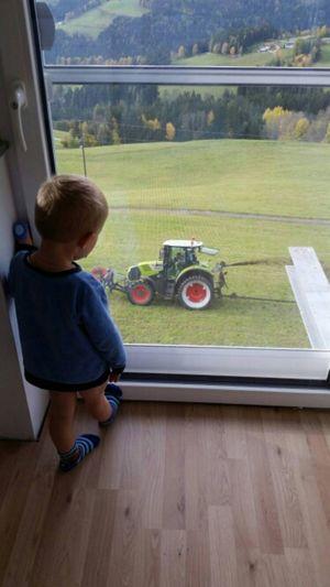 Entlich ein guter Traktor