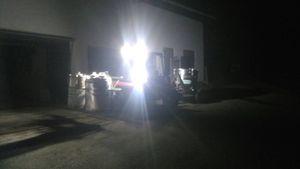 Milchtransport