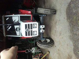 Endlich mein neuer Traktor