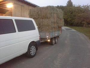 Heu Transport