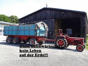 Ohne Landwirtschaft, kein Leben auf der Erde!!!!