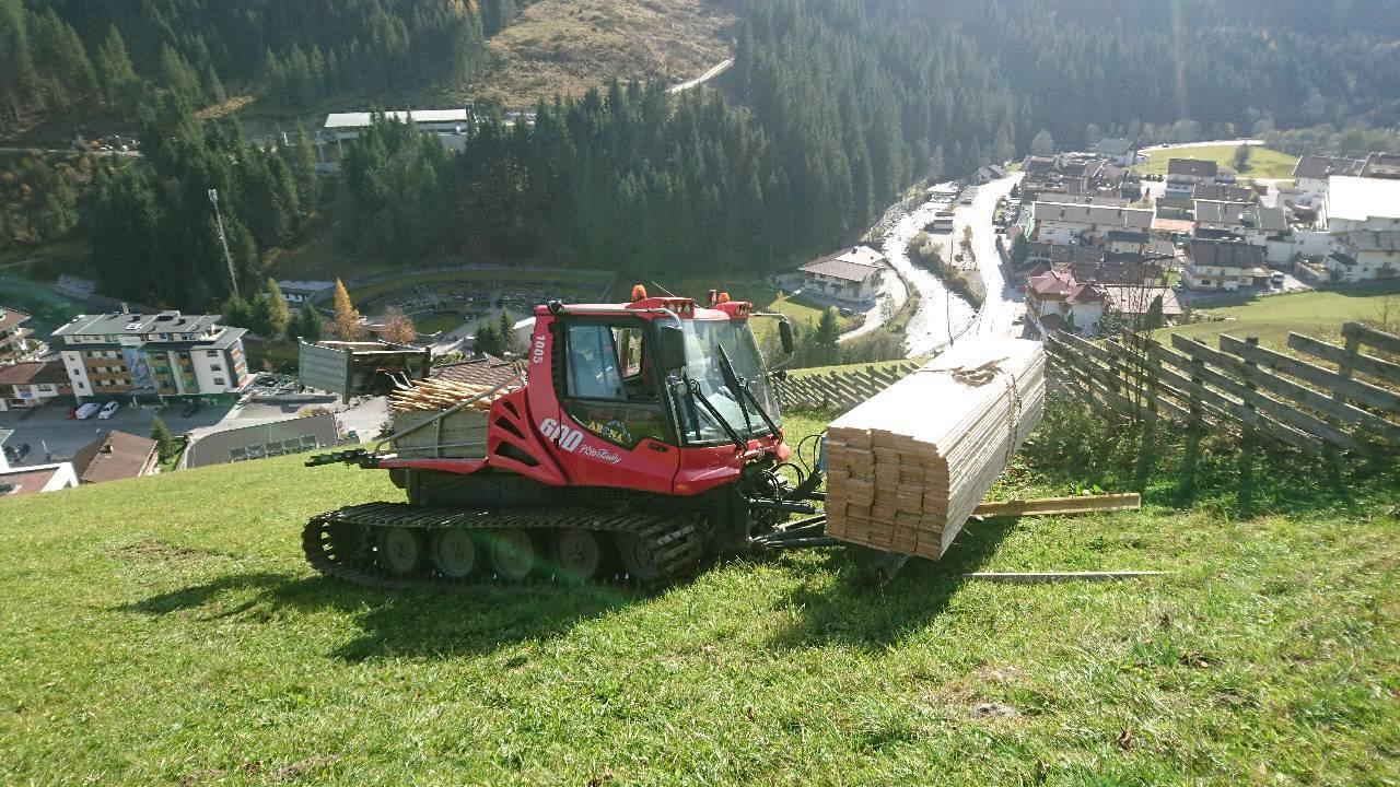 Neue Bretter Fur Zaun Landwirtschaft Im Herbst Fotowettbewerb