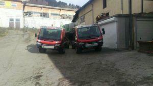 2 Aebi VT 450 vario