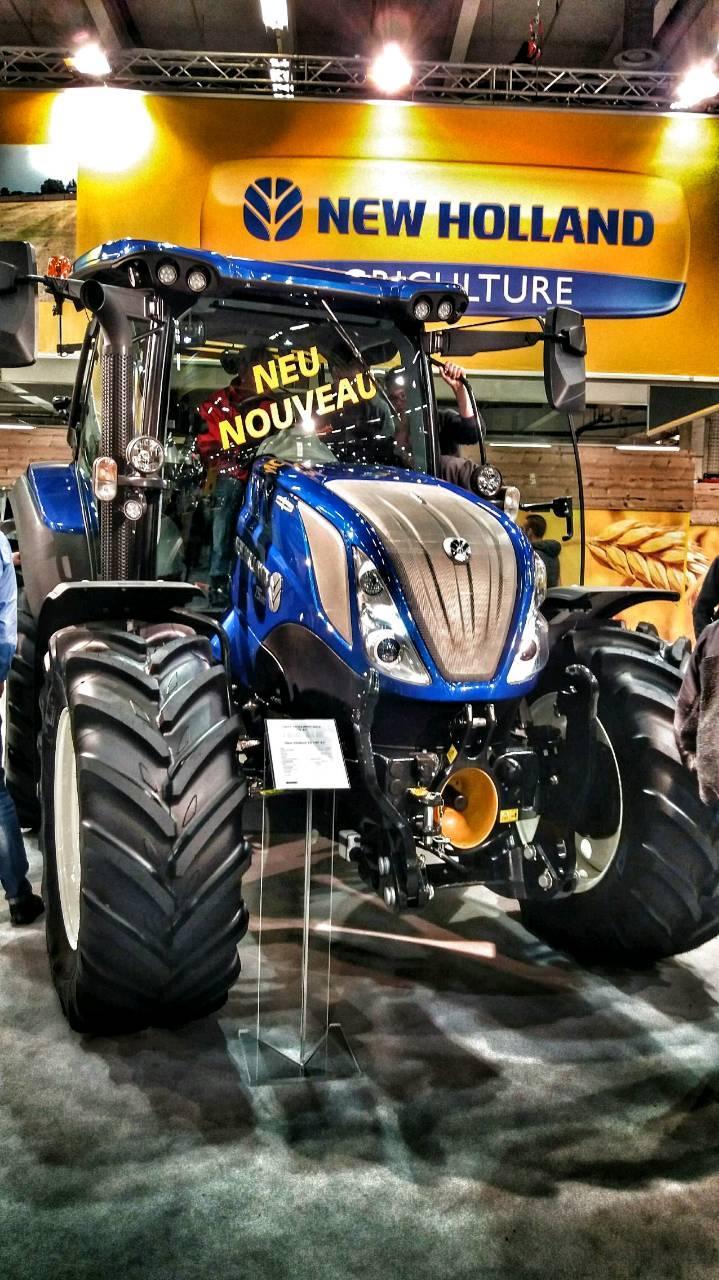 New Holland t5.140 AutoCommand