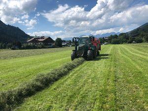 2ter Schnitt im Tiroler Unterland