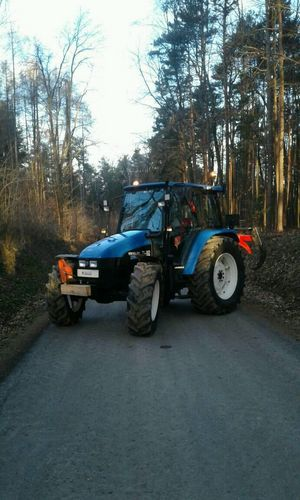 New Holland TL 80 Turbo