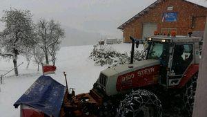 Steyr 9190 turbo power 4