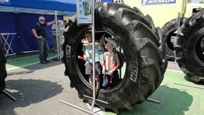 so ein Reifen muss auch von Innen betrachtet werden