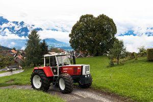 Steyr 8180