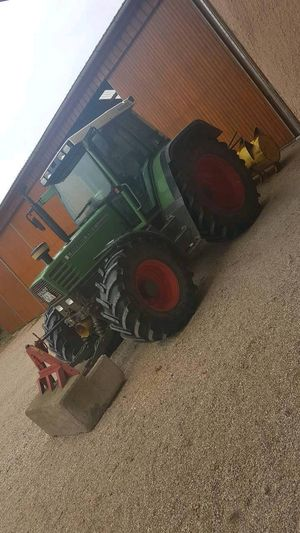 Fendt 510c Turboshift