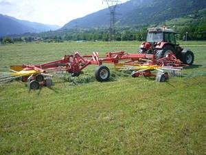 Ernte in Osttirol