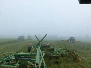 Silage mit 1000 PS
